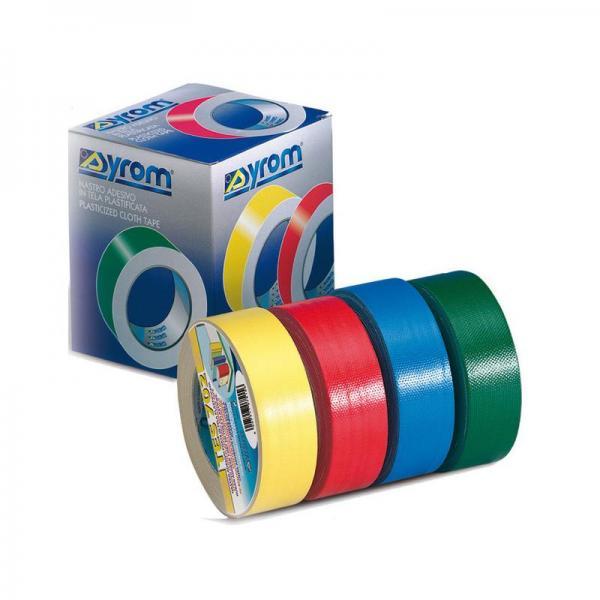 Nastri adesivi in tela