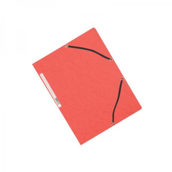 Cartelle con elastico in cartoncino
