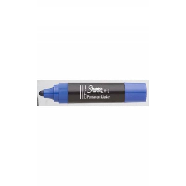Marcatore permanente Sharpie M15 punta conica 1,8 mm Blu S0192625