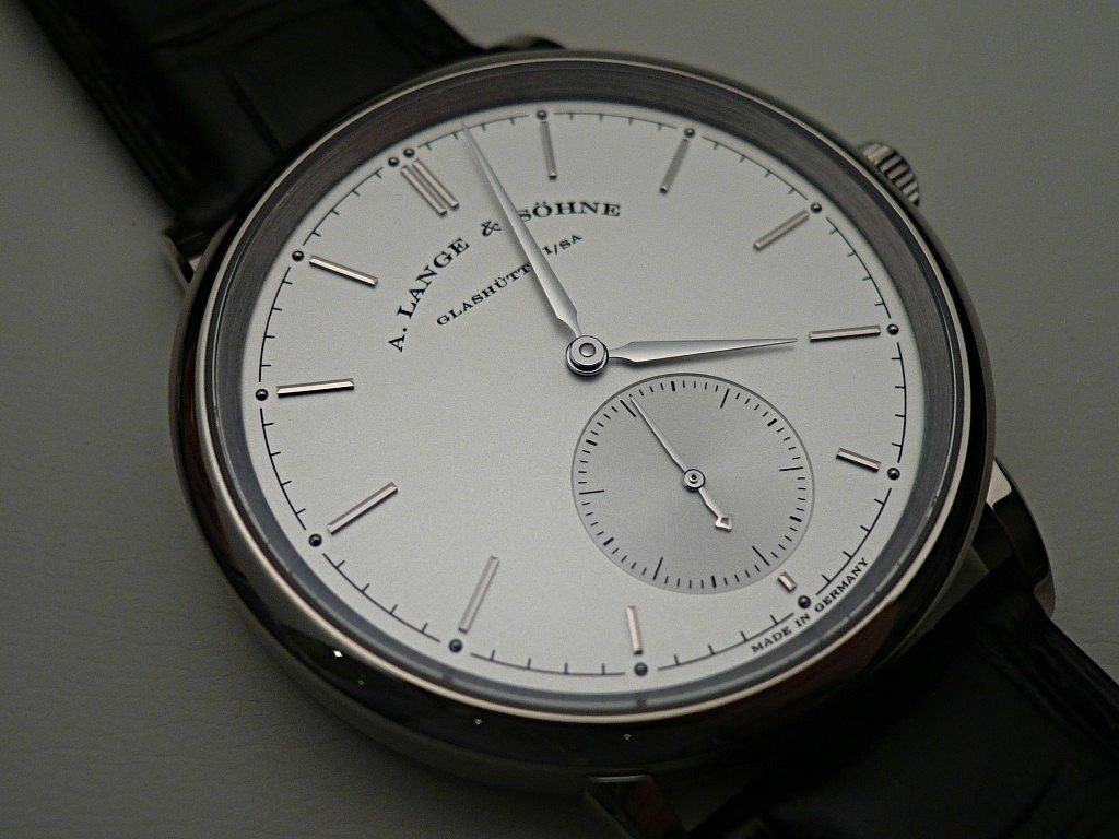 Lange & Söhne: Saxonia Automatic Alang_image.2098633