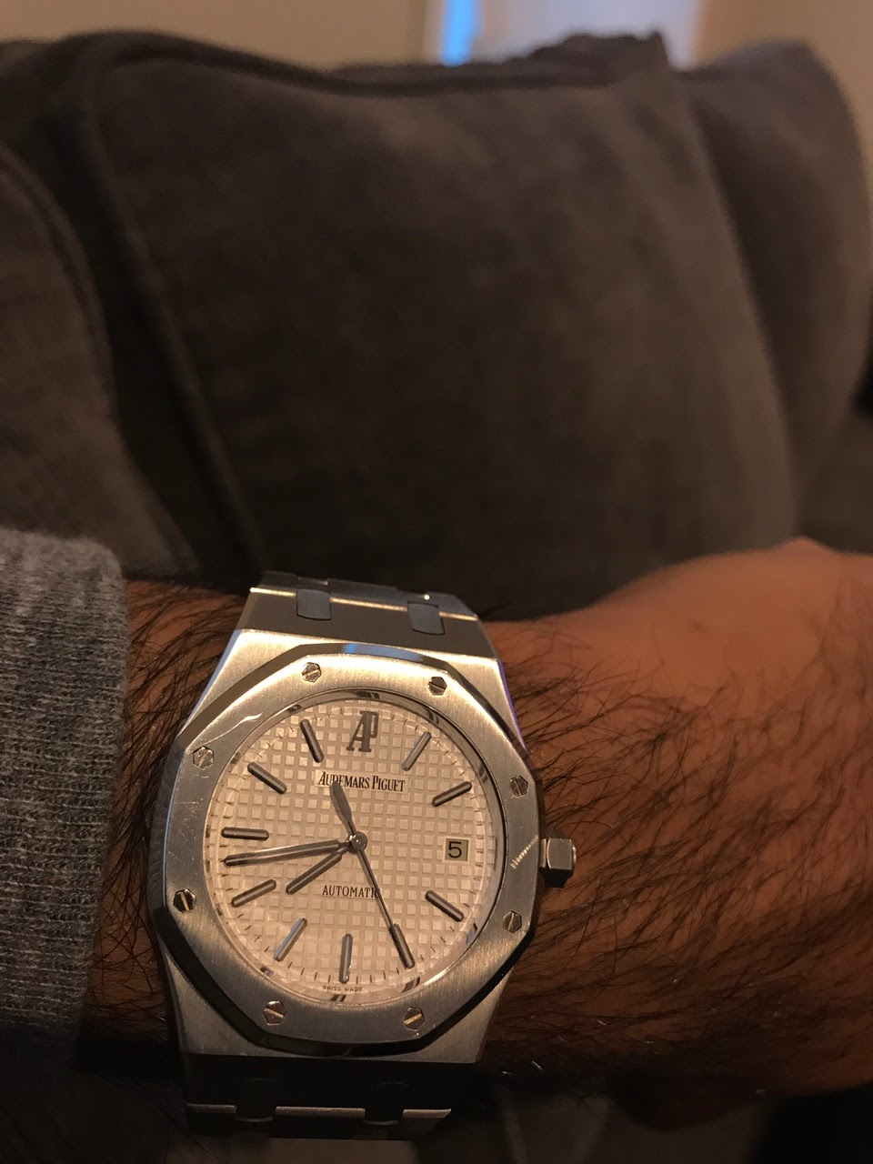 Audemars Piguet To Polish Or Not To Polish