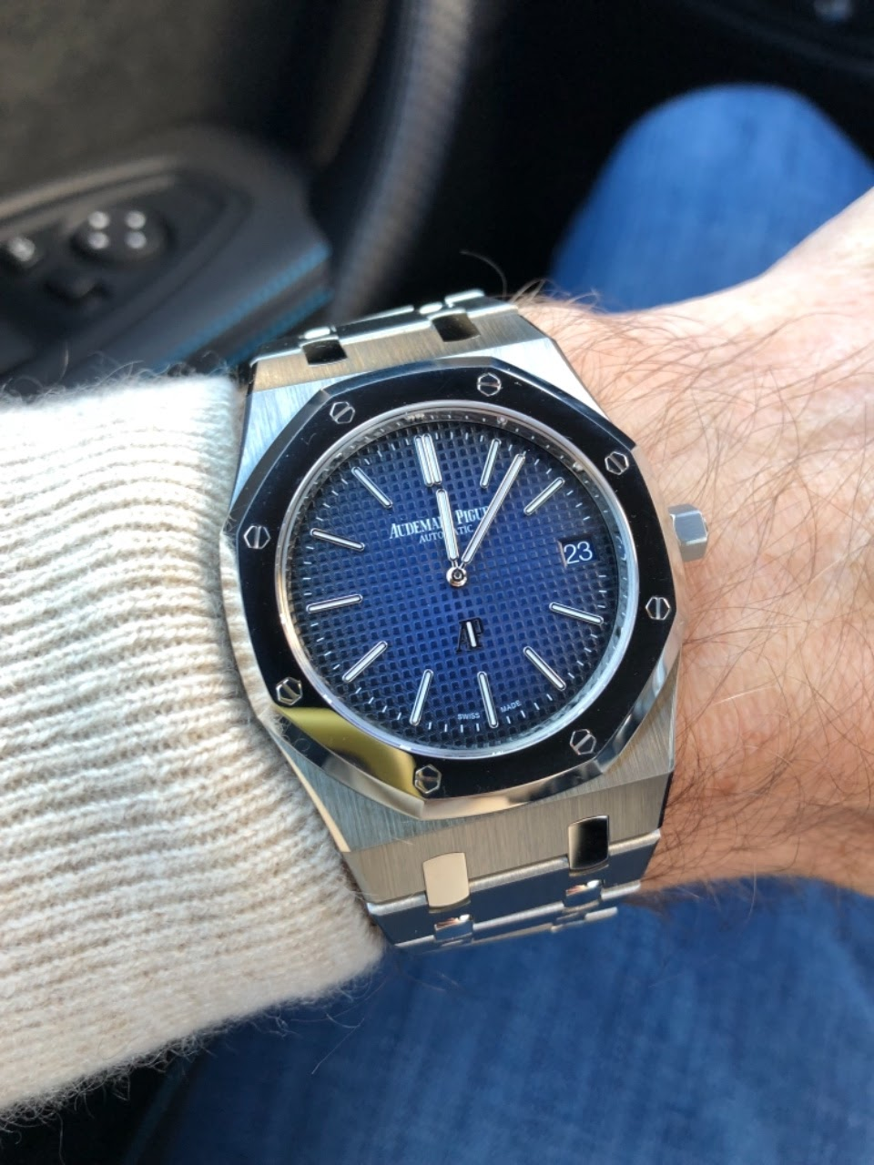 3f65c280a The combination of different materials and finishings as well as the  beautifully colored dial are just awesome. Enjoy the fresh photos. HAGWE.  Best, Volker