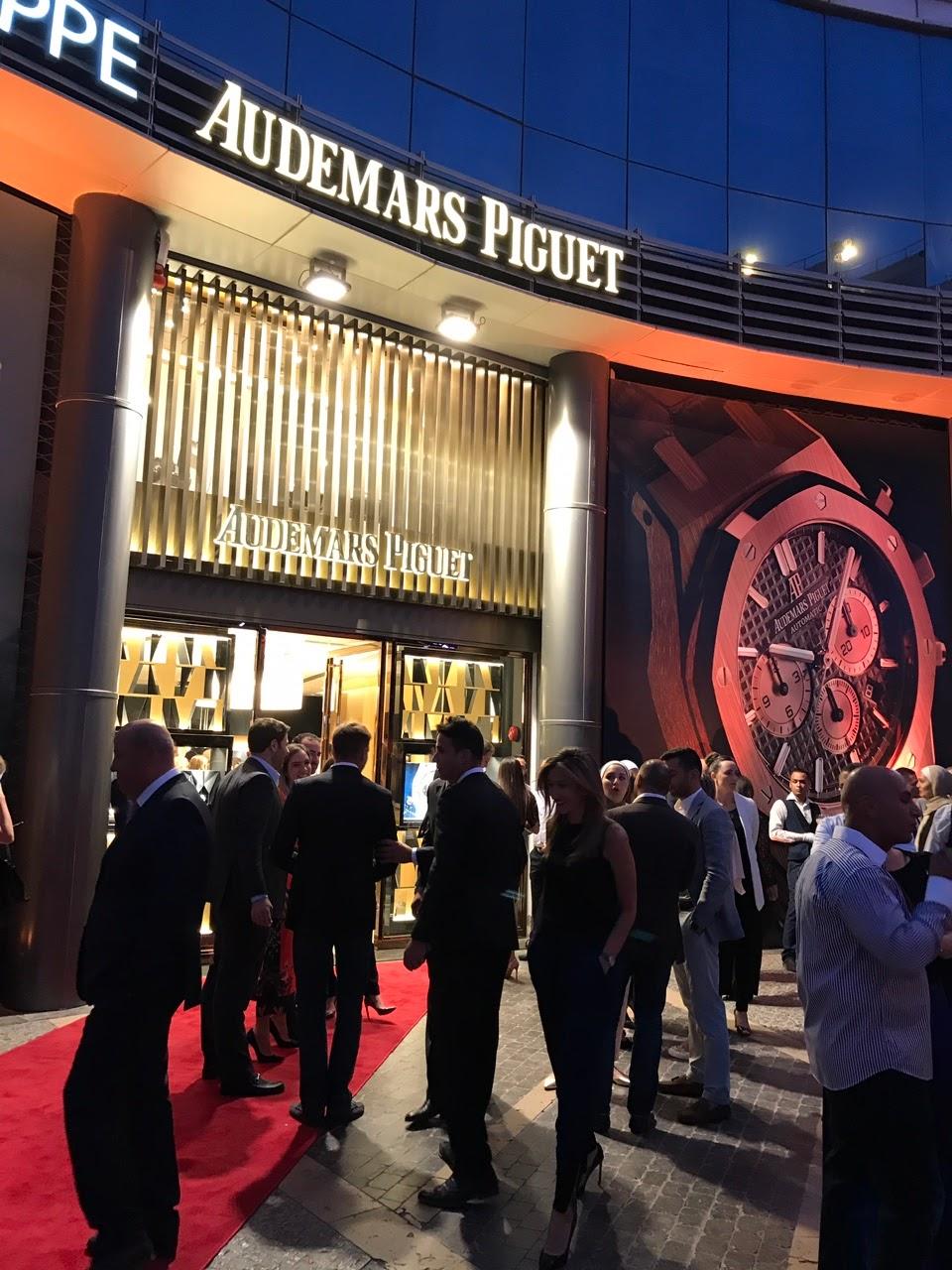 Audemars Piguet New Ap Boutique Amman