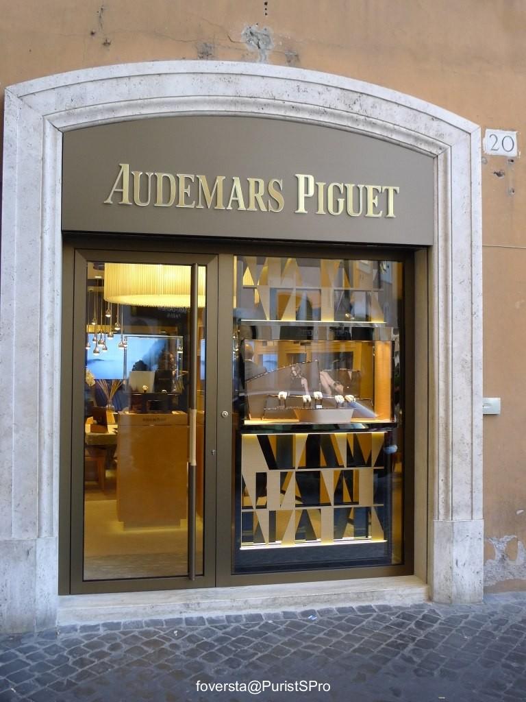 Audemars Piguet Fx In Rome Part 1 Ap Boutique