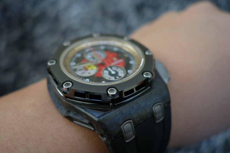 Audemars Piguet Ap Forged Carbon Grand Prix 2 0
