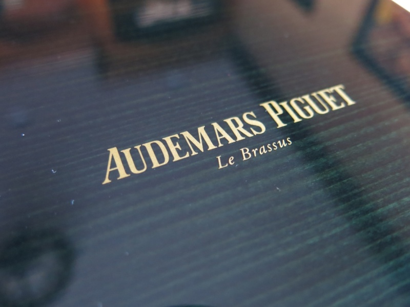 audemars piguet the audemars piguet box set