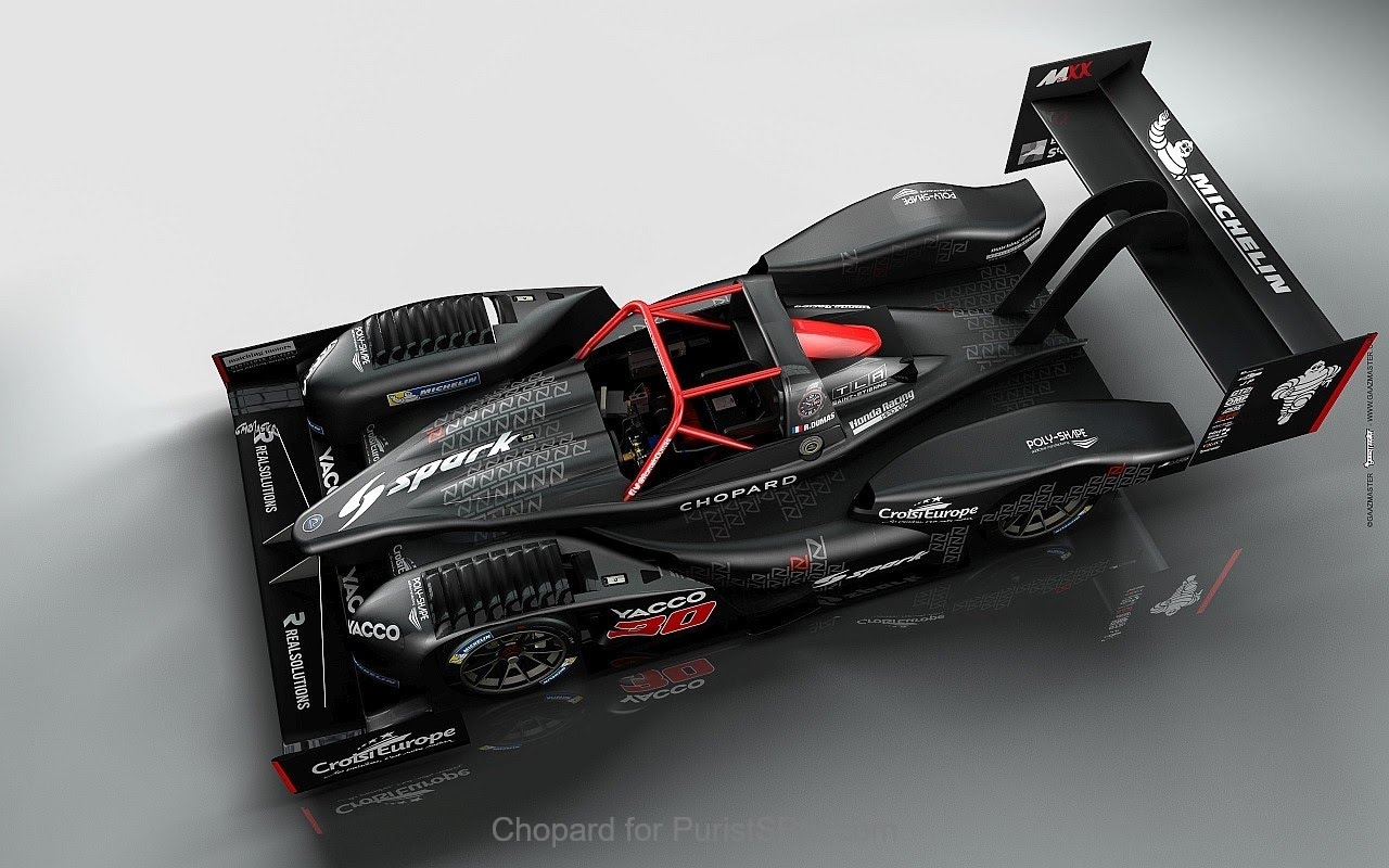 Automotive - Norma M20 RD prototype wins 95th Pikes Peak