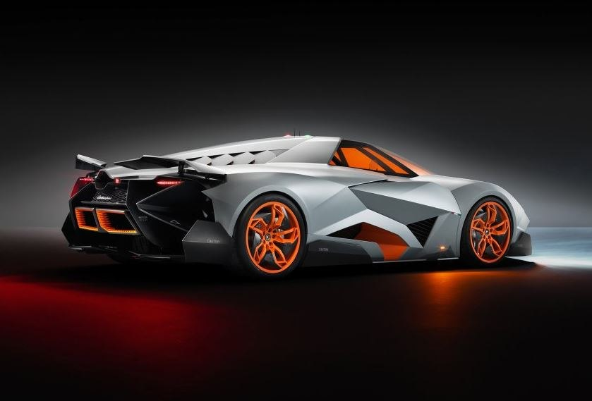 Automotive Lamborghini Concept Car Headed To Auction