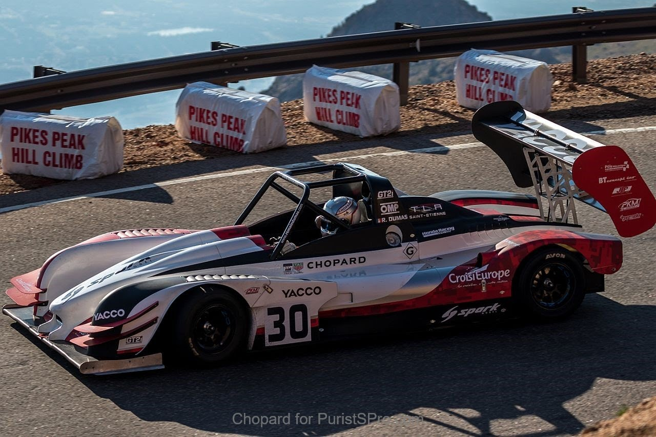 Automotive - Norma M20 RD prototype wins 95th Pikes Peak