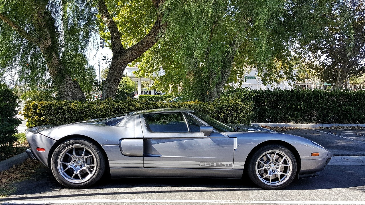 One Of My Personal Favorite Cars Of All Time Is The First Generation Ford Gt Produced Between
