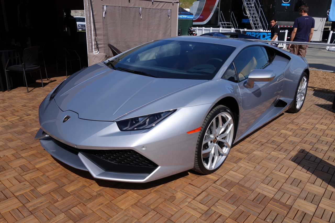 the lamborghini huracan is the latest new car to come from the house of lamborghini patrick compares the new huracans unique design with modern art from - Lamborghini Huracan Silver