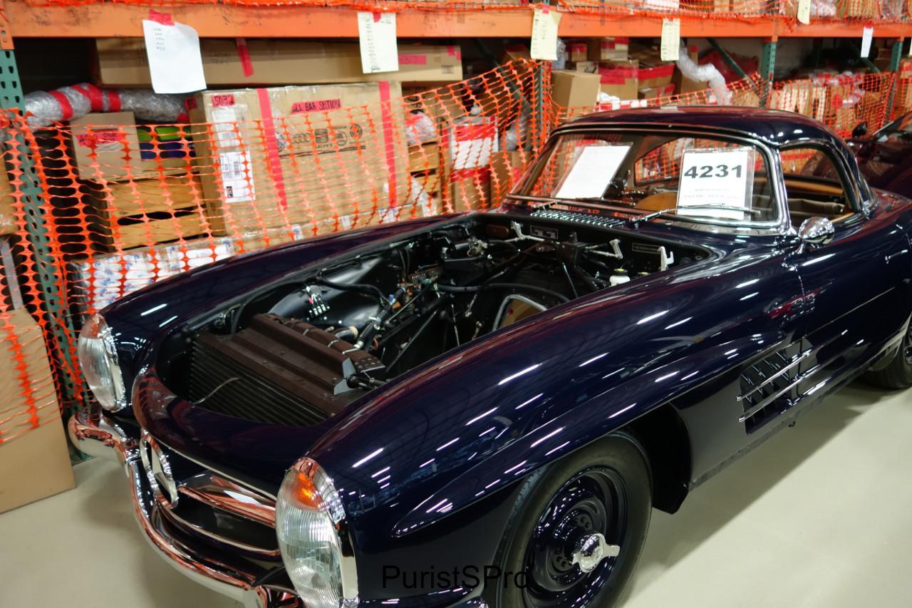 300 SL Roadster