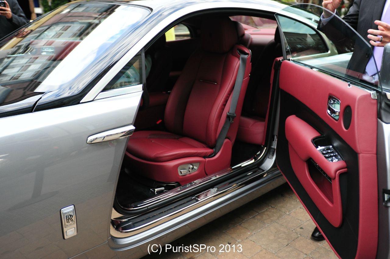 Automotive An Introduction The Rolls Royce Wraith