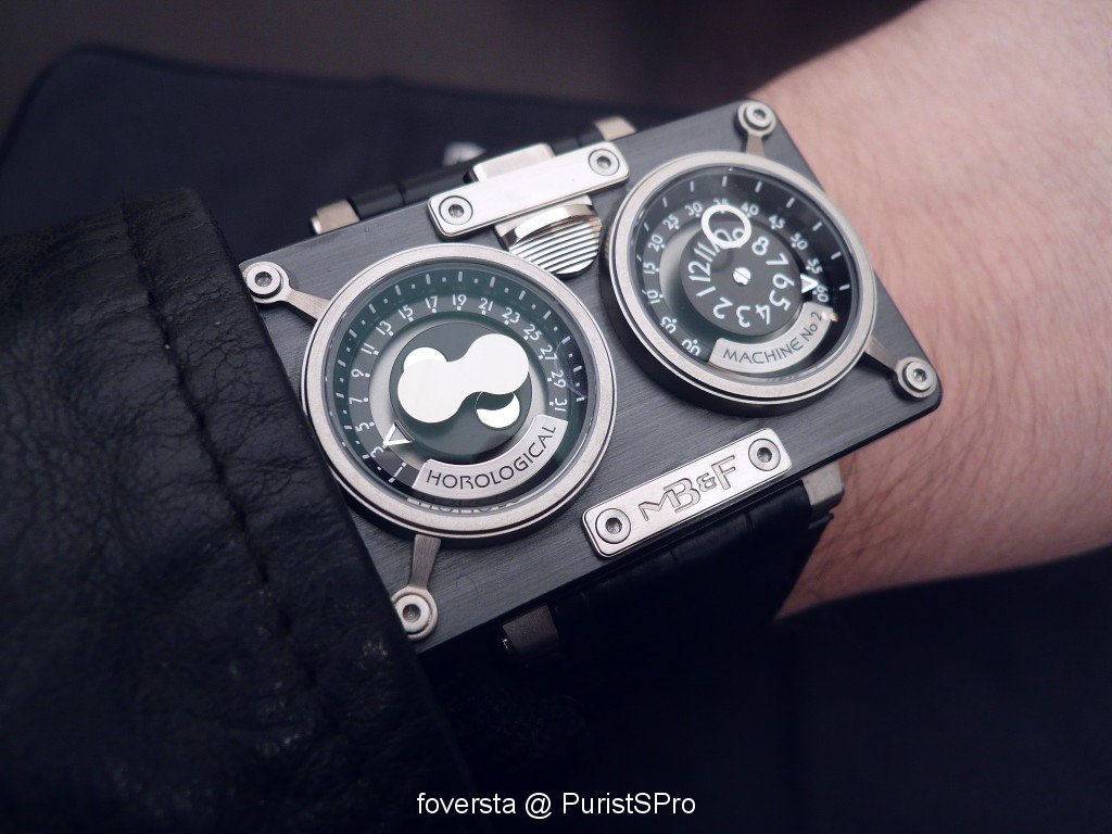 MB&F and Alain Silberstein – Horological Machine No. 2 Basel_image.1082191