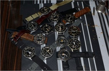 an-unexpected-gathering-of-vintage-blancpain-fifty-fathoms