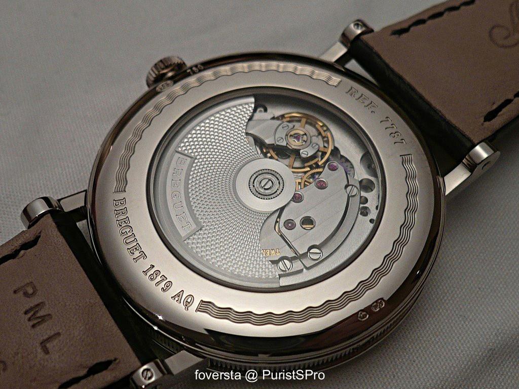 Breguet: 7787 (Classique Phases de Lune) Breguet_image.2213998