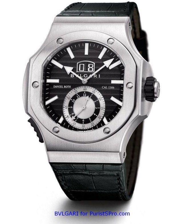 Bulgari Collection Daniel Roth Endurer Chronosprint
