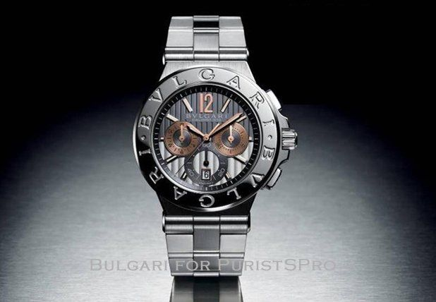 Bulgari Diagono Calibro 303