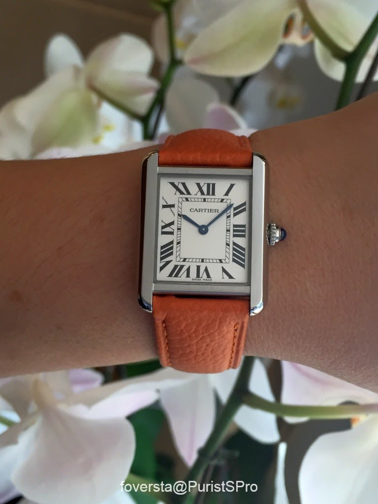 fd17e3ffff85f Cartier - Cartier: new exchangeable straps system and the new Rondo ...