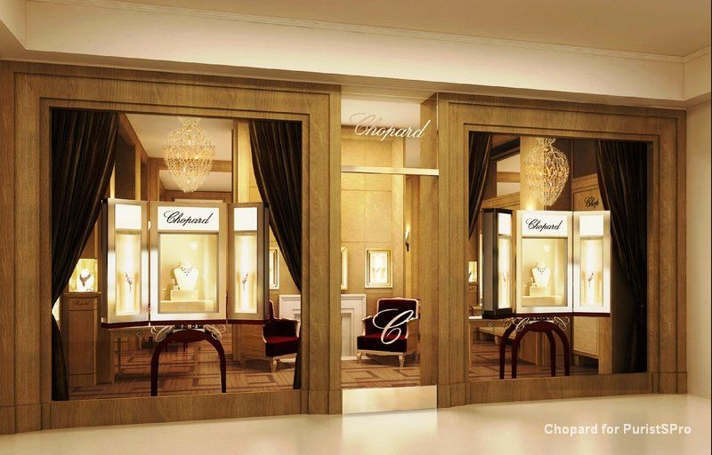 0c24cb569cdd0 Chopard - The new Chopard flagship store, Singapore – A New Look