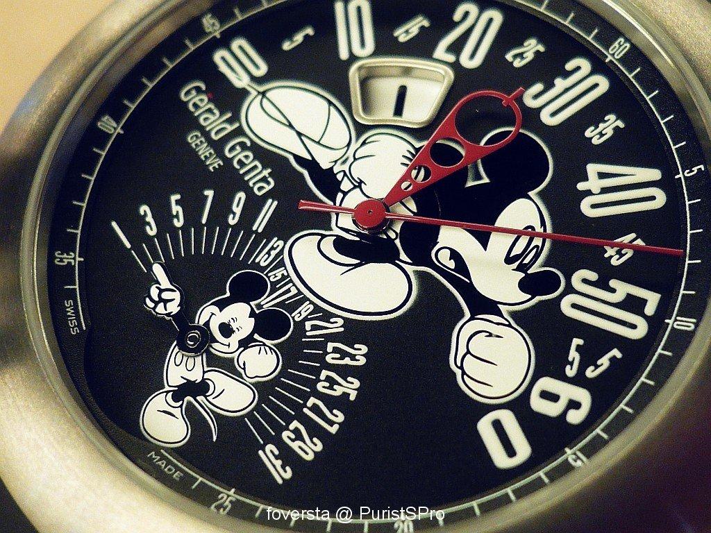 Une nouvelle édition limitée Mickey  chez Genta Geraldgenta_image.1398781