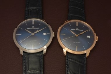 the-blue-hour-girard-perregaux-1966-41mm-in-white-gold-pink-gold