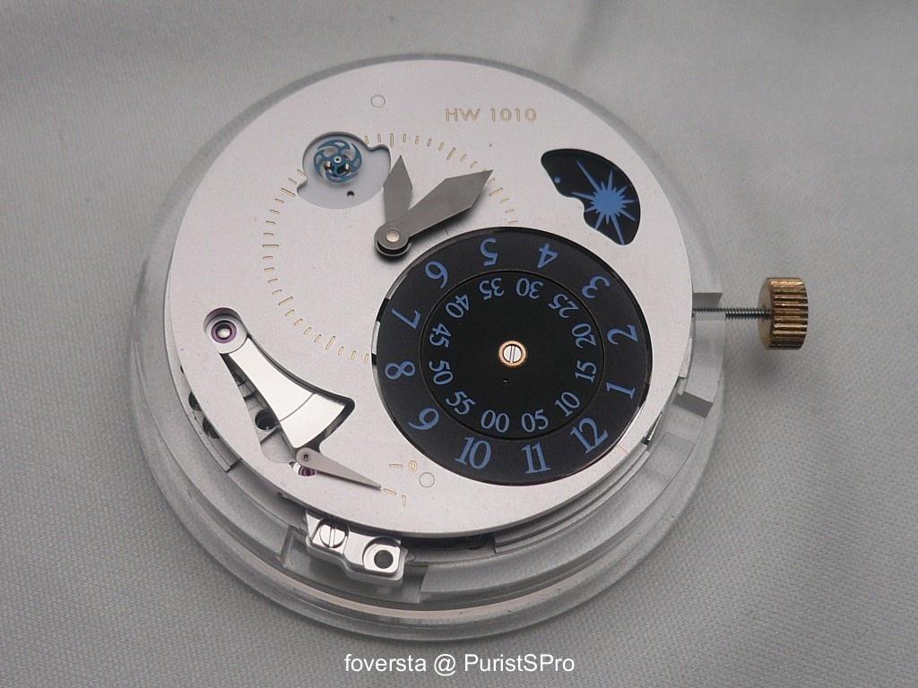 La Sonata de Ulysse Nardin, une montre à part.  >>> Harrywinston_image.2135403