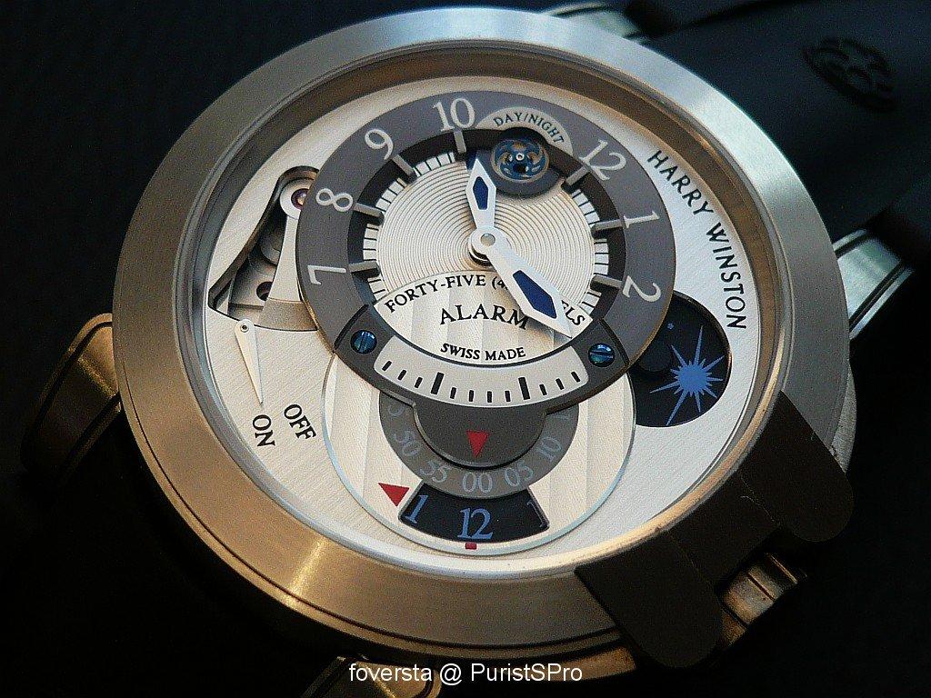 La Sonata de Ulysse Nardin, une montre à part.  >>> Harrywinston_image.1735981