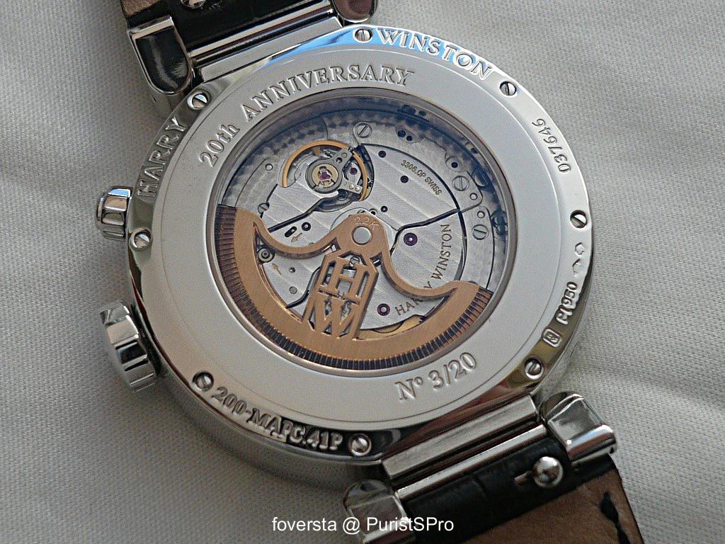 Harry Winston: Premier QP (Edition Limitée 2009) Harrywinston_image.2311298
