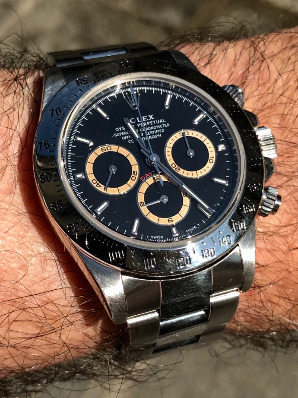 6cef3d4f4d42 Horological Meandering - Guess about summer holidays...