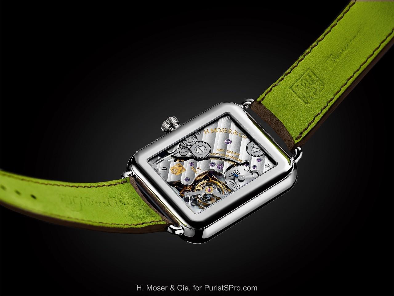L'Apple Watch de Moser & Cie Home_image.4551603