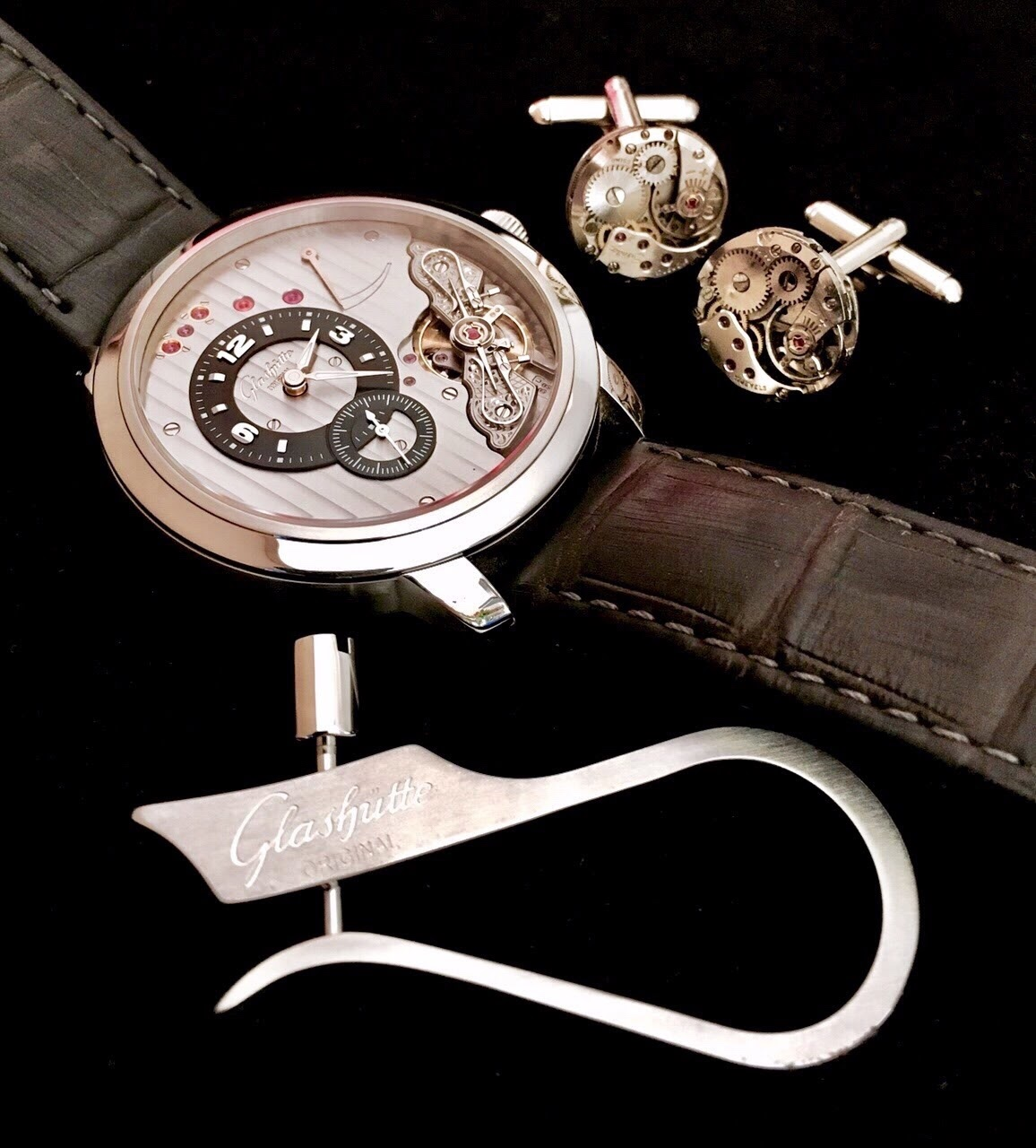 5252eb085af7 Horological Meandering - What are the coolest unusual watch related ...