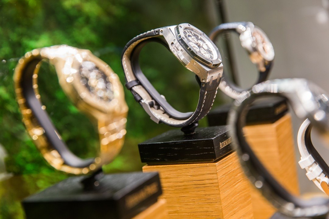 News Central - Audemars Piguet opens temporary Boutique in NYC