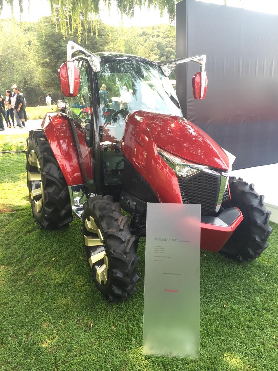 Bonus Tractor?