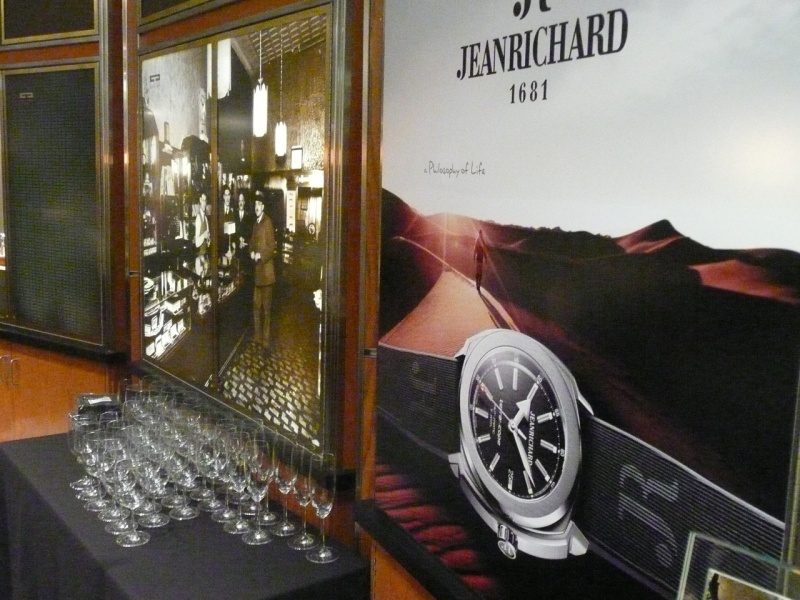 """JEANRICHARD reveals the limited edition """"208 Seconds"""" Aeroscope"""