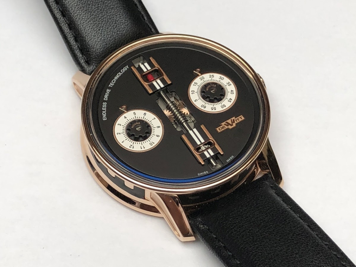 Horological Meandering - Hands on review of the De Witt