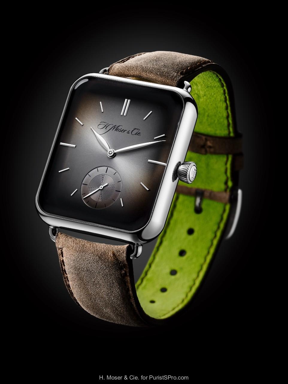 L'Apple Watch de Moser & Cie Home_image.4551608
