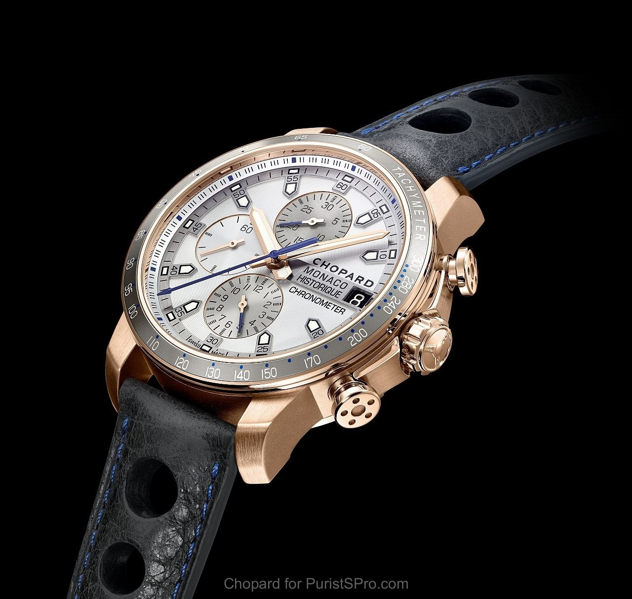 Choaprd Grand Prix de Monaco Historique 2016 Edition Rose Gold