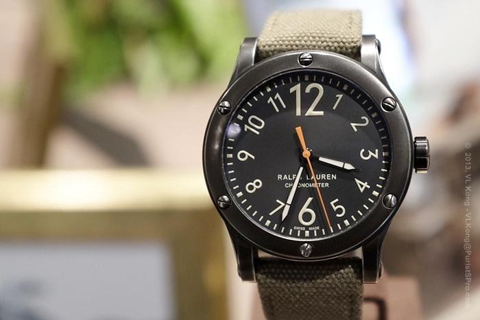 1d0f2675beb Sincere Fine Watch Presents RALPH LAUREN in Singapore
