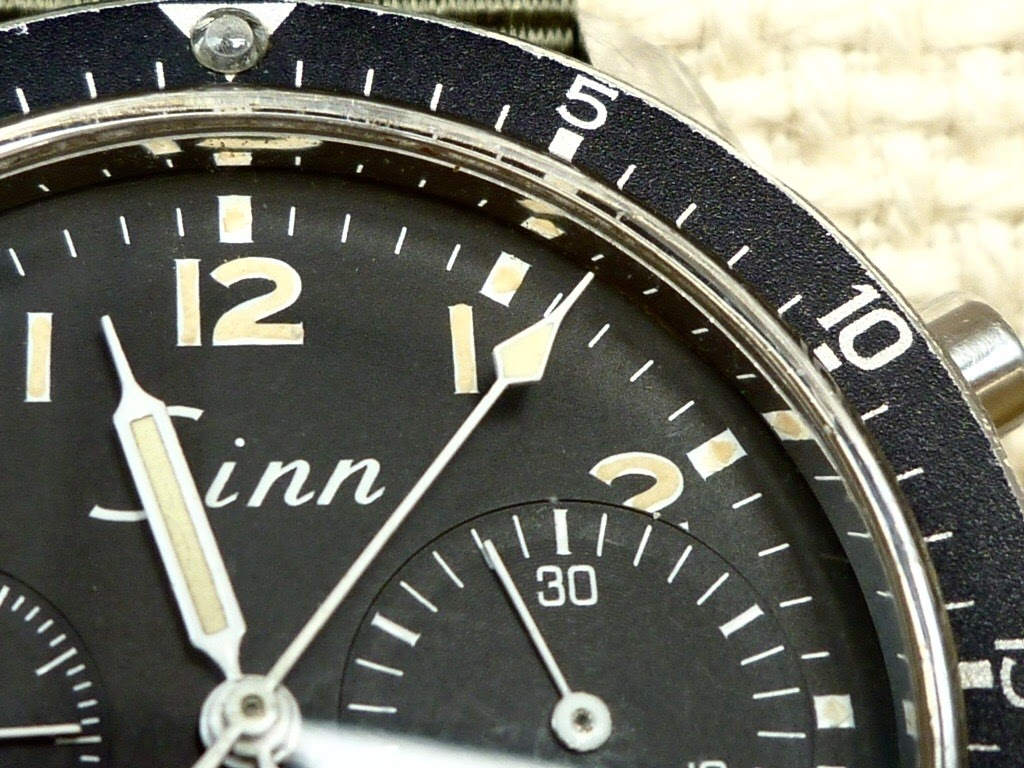 c39dc714c34d Horological Meandering - One cool grail watch  the Sinn 101. The ...
