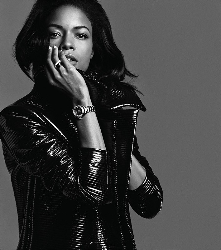 Image result for images of actress Naomie Harris