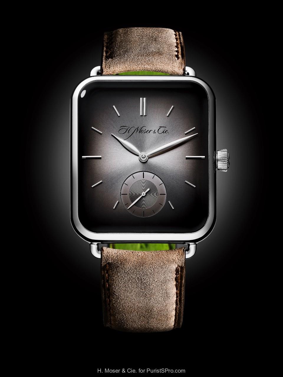 L'Apple Watch de Moser & Cie Home_image.4551613
