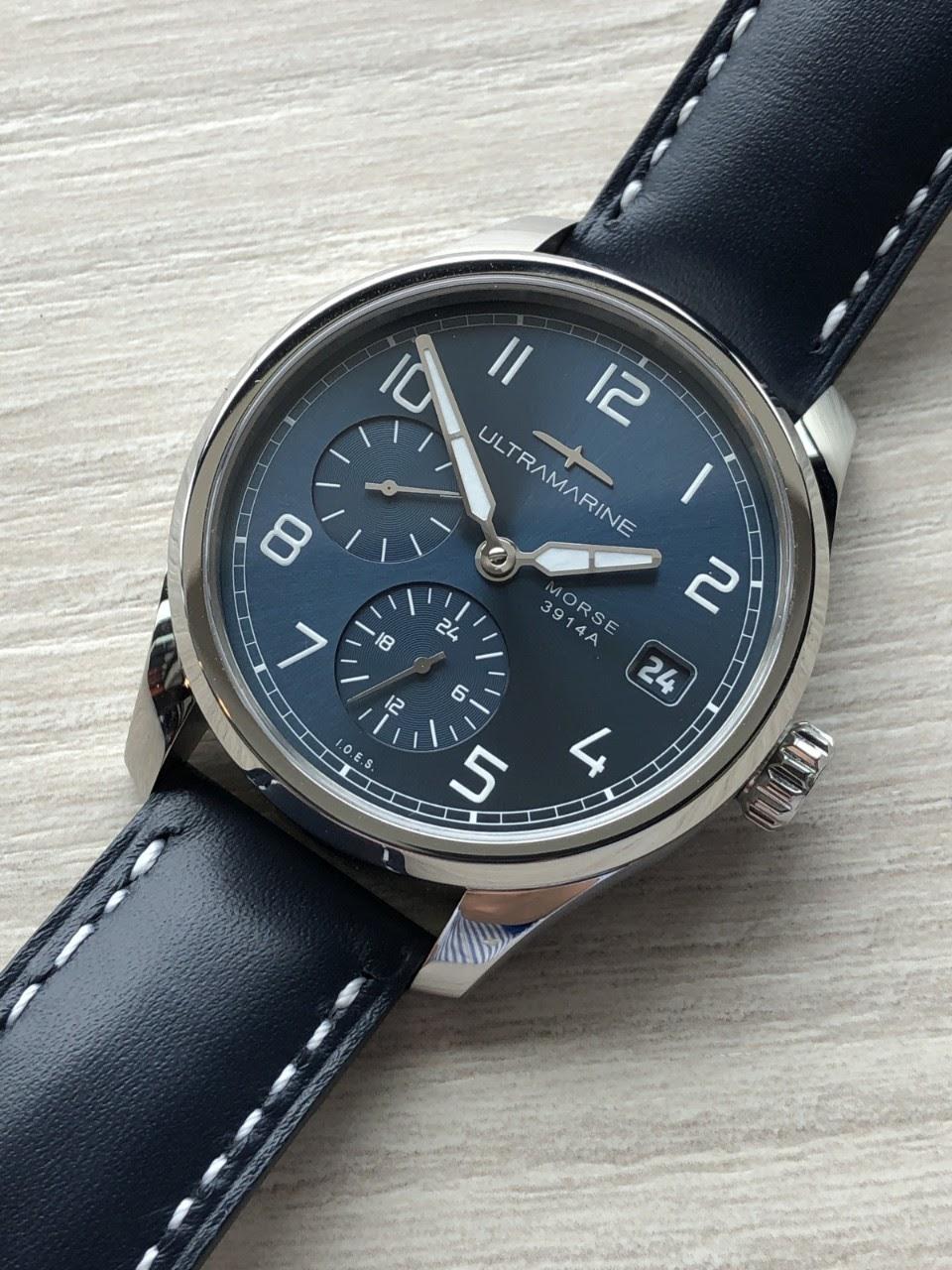 ULTRAMARINE Morse 9141B - Conçue pour ceux qui aiment les vraies montres - Page 40 Home_6244946