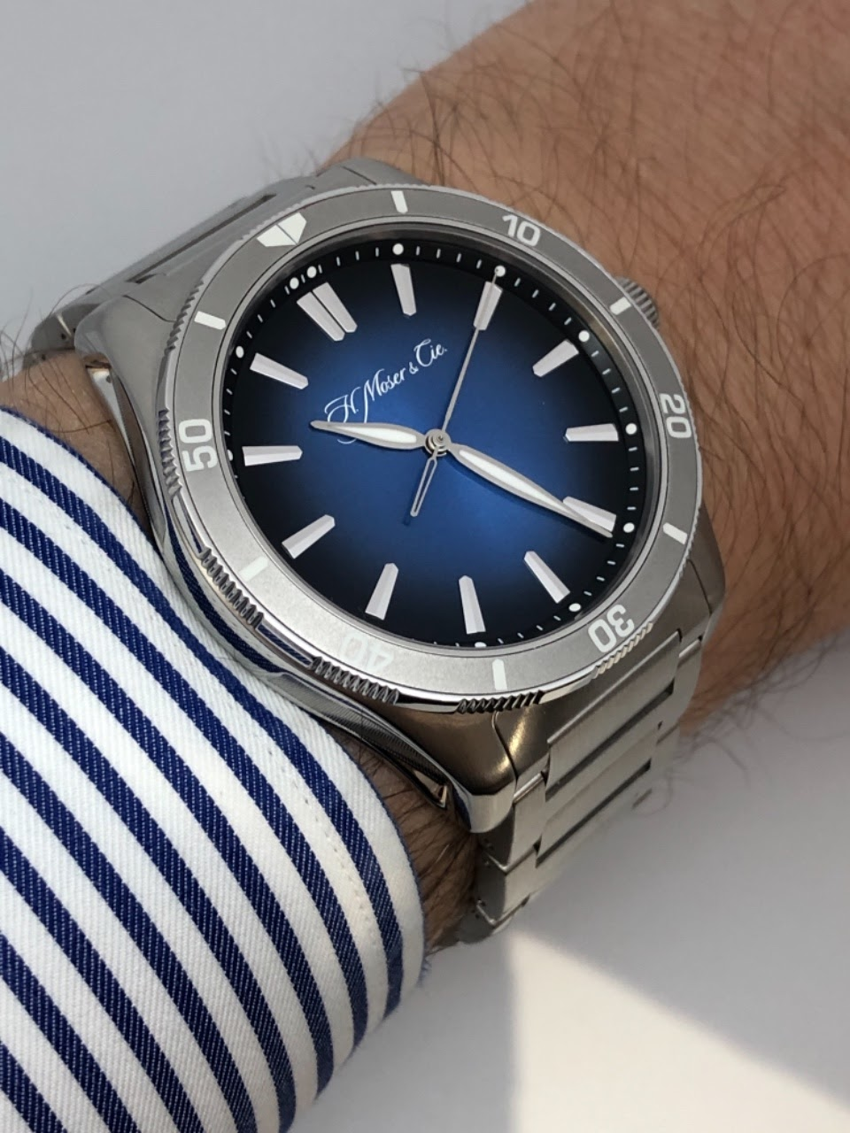 moser - [SIHH 2019] : reportage H.Moser & Cie Home_5972281
