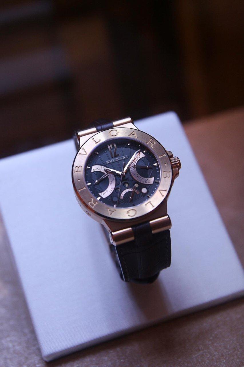 afefe19d591 Bulgari diagono calibro jpg 853x1280 Iron man bvlgari watch