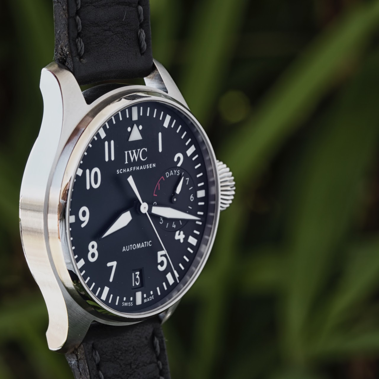 47c5ca6ffd4f Horological Meandering - Pilot s Friday - IWC Big Pilot s Watch ...