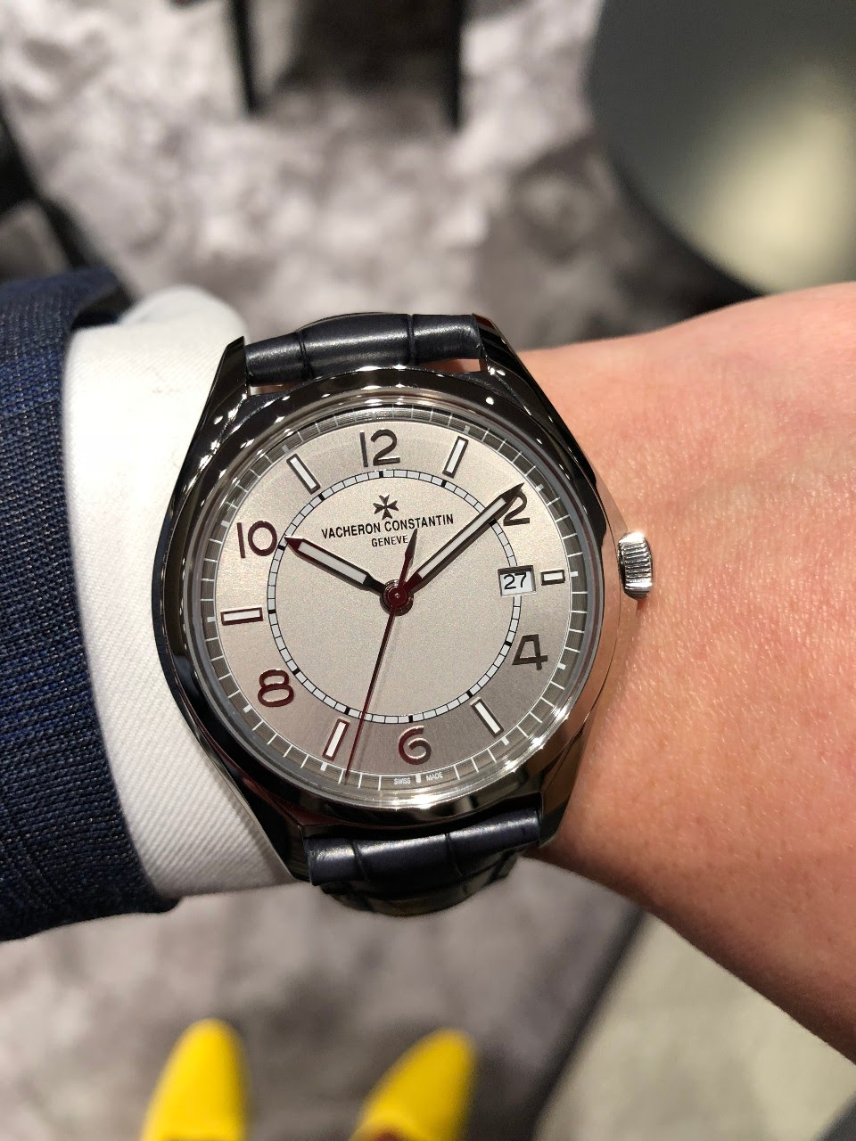 97606808601 A launch of an entirely new watch line is something that is not unusual in  the watch business. Cartier has done the Driver