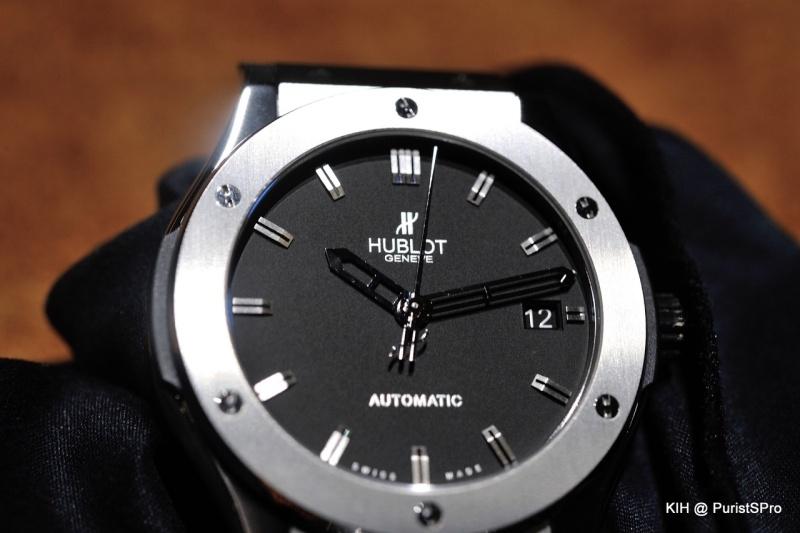 Hublot Classic Fusion Zirconium 45mm Review