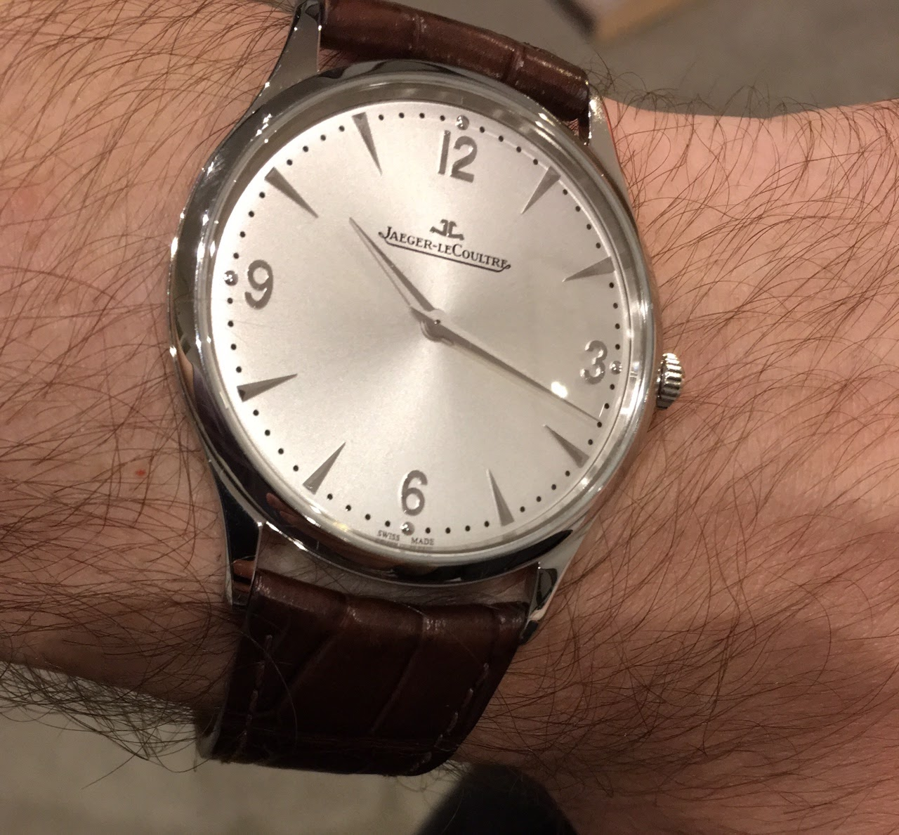Jlc Master Ultra Thin 38mm Still One Of The Best Dress Watches Ever Imho