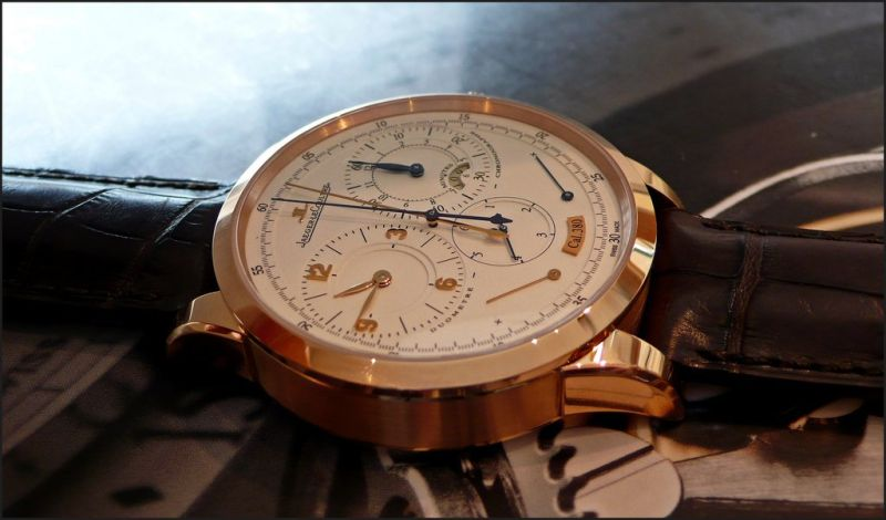 SIHH 2010, Jaeger LeCoultre Master Chrono Jlc_image.723286